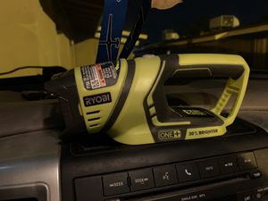 Ryobi flashlight for Sale in Phoenix, AZ