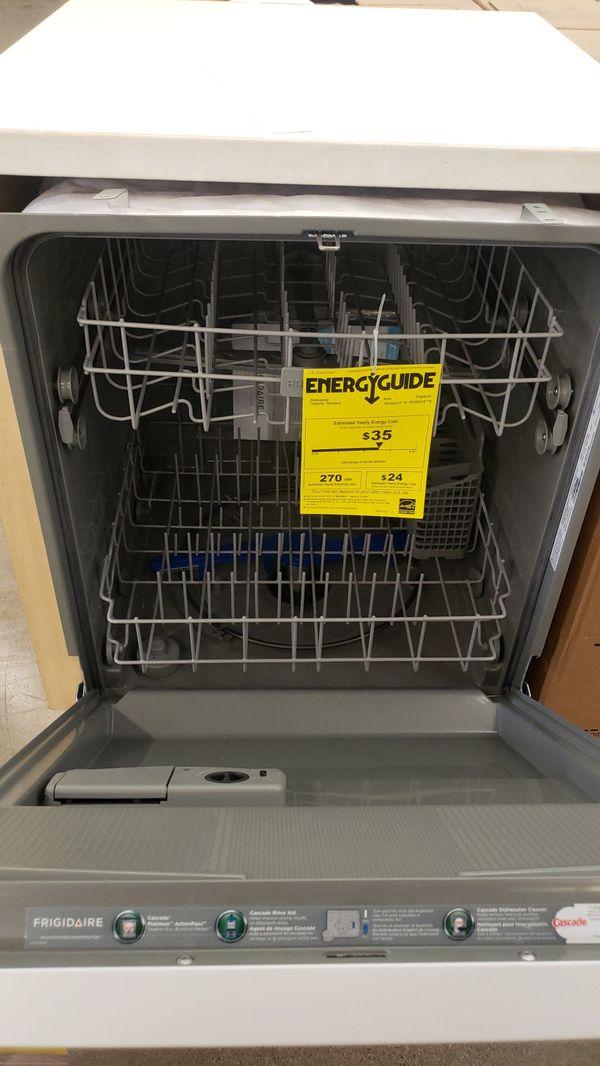 Frigidaire 3 cycle dishwasher