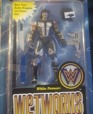 Wet worlds action Figure for Sale in Wood Village, OR