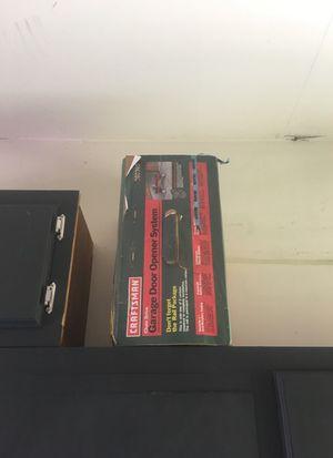 Craftsman garage opener! new in box! for Sale in Jackson, NJ