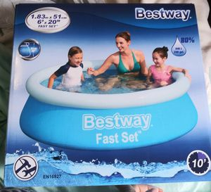 6ft× 20 in pool [pool only] for Sale in Bellflower, CA