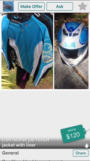 Girls motorcycle gear for Sale in Goulds, FL