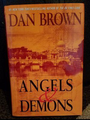 Dan Brown - Angels & Demons Hardcover for Sale in Parlin, NJ