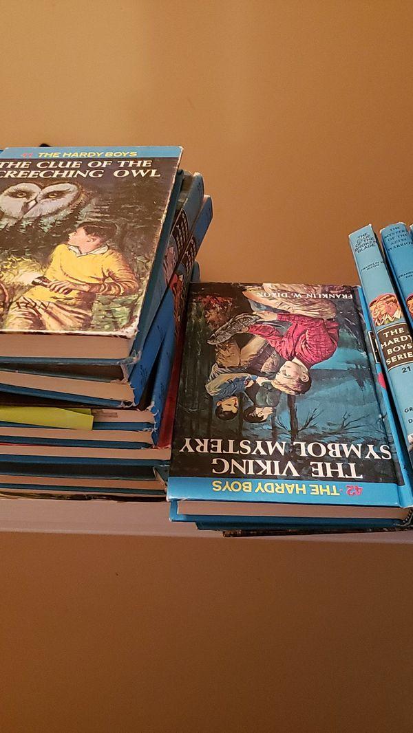 Hardies booksold
