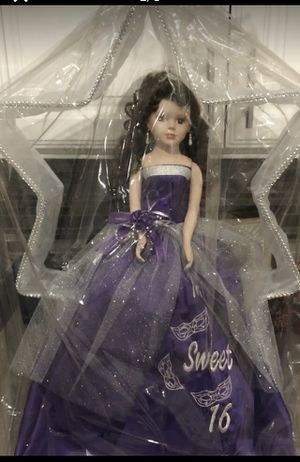 Purple sweet16 for Sale in San Bernardino, CA