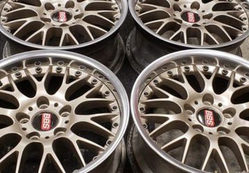 STYLE 42 BBS WHEELS! for Sale in Ontario,  CA
