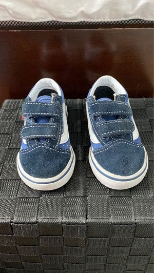 Blue vans for Sale in The Bronx, NY