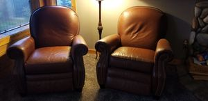 Leather recliners for Sale in Fall City, WA