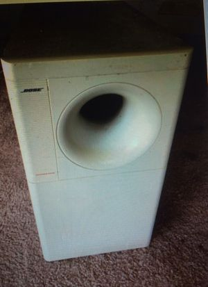 Bose Acoustimass 7 /. Jamo speaker for Sale in Columbus, OH