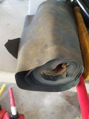 Roll of roofing material $10 for Sale in North Chesterfield, VA