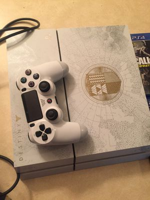 PS4 Destiny edition for Sale in Columbus, OH