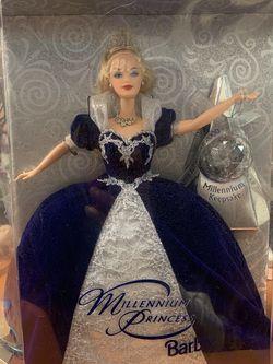 Millennium Princess Barbie doll for Sale in Providence,  RI