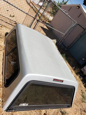 Ford ranger camper shell for Sale in Apple Valley, CA