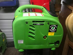 NEW LIFAN Energy Storm 2,200/1,800-Watt Gas Powered Portable Inverter for Sale in Palos Heights, IL