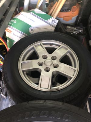 Jeep Grand Cherokee wheels and tires for Sale in Fairfax, VA