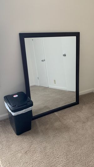 Wood Frame Mirror for Sale in Evansville, IN