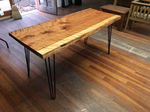 Live Edge Redwood Slab Table for Sale in Berkeley, CA
