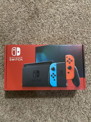 Brand New - Nintendo Switch (Never opened/Used) for Sale in Tamarac, FL