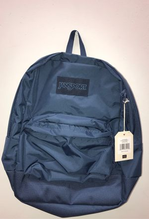Mono Blue Jansport Superbreak Backpack for Sale in Land O Lakes, FL