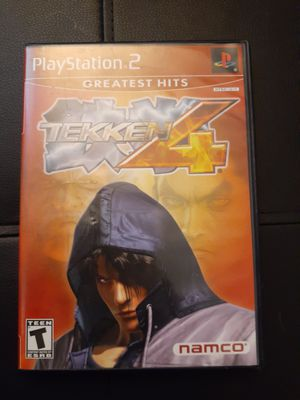 Ps2 game...tekken 4 ...in great condition for Sale in Indianapolis, IN