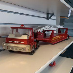 Vintage Metal Fire truck for Sale in Mountlake Terrace, WA