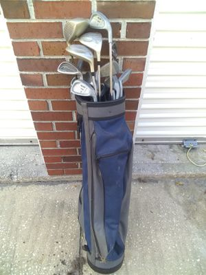 Golf clubs mixed set for Sale in St. Petersburg, FL