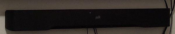 Polk sound bar