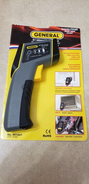 New general infrared thermometer for Sale in Largo, FL