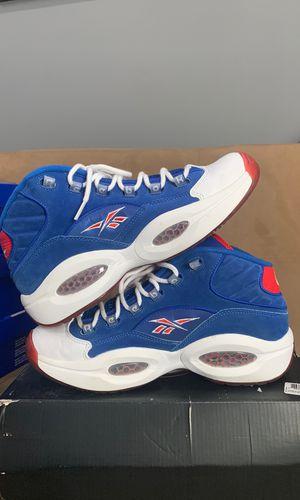 "Reebok Question Mid ""Packer Shoes Size 9.5 for Sale in Philadelphia, PA"