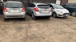 3 Cars for Sale for Sale in Aurora, IL