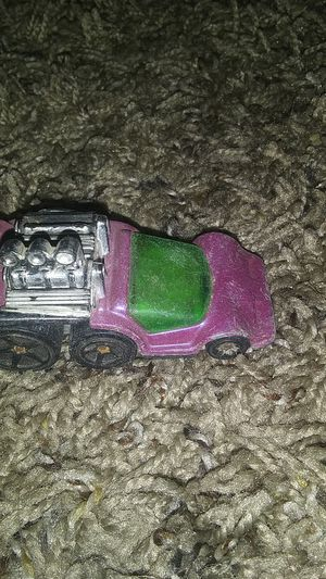 1/4 Hot Wheels First Editions 2004-096 'Tooned Sixy Beast Metal Flake Purple Spoke 5 for Sale in Phoenix, AZ