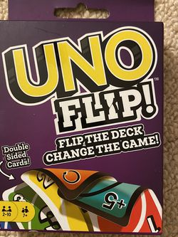 NEW UNO Flip Card Game for Sale in Beverly Hills,  CA