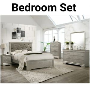 Bedroom Set... Financing available for Sale in Las Vegas, NV