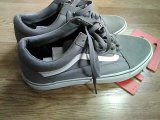 Grey vans nothing wrong with size 9.5 for Sale in Baltimore, MD