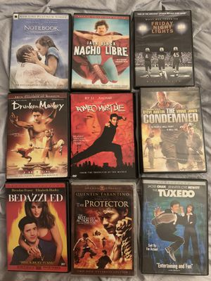 Movies bundle for Sale in Fresno, CA
