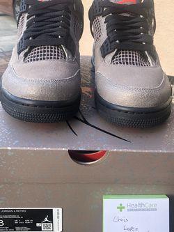 Air Jordan 4 Taupe Haze for Sale in Kissimmee,  FL
