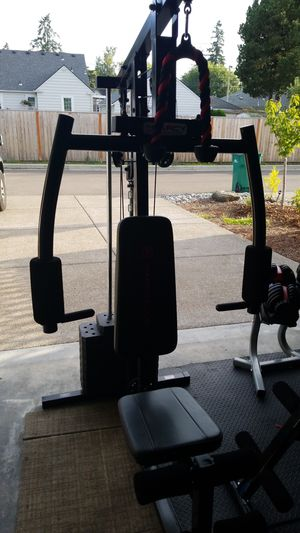 Marcy Home Gym for Sale in Saint Paul, OR
