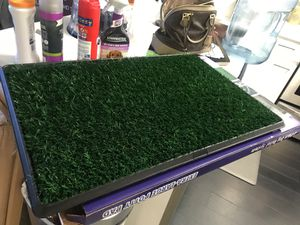 Extra large grass pee pads 20 x 30 Brand New two of them! for Sale in Henderson, NV