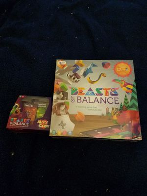 Beast of balance game for Sale in Annandale, VA
