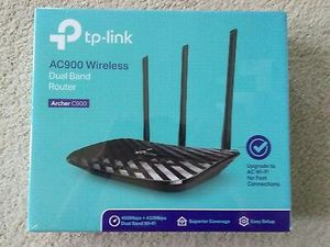 TP-Link AC900 Dual Band Gigabit Router Factory Sealed for Sale in Buffalo Grove, IL