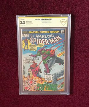 Amazing Spider-Man 122 CBCS 3.0 for Sale in Fort Washington, MD