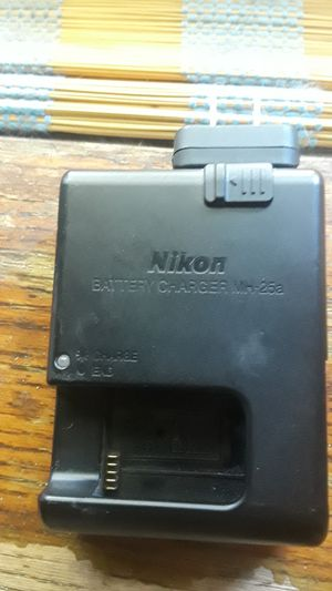 Nikon MH-25a charger for Sale in Chicago, IL