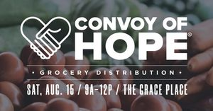 Free Grocery Distribution 8/15/20 9am-12pm for Sale in Arlington, TX
