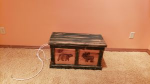2 western trunks and 3 drawer dresser for Sale in Young, AZ
