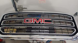 New Factory GMC Yukon grill 2015-16 17 and 18 # 84119634 for Sale in Aloha, OR