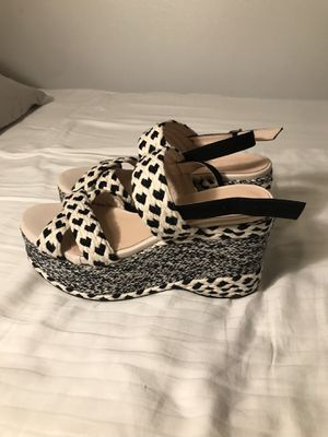 Free People platform sandals for Sale in Lake View Terrace, CA