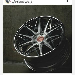 Avant Garde wheels BMW-M5 E39 fitment for Sale in Chicago, IL
