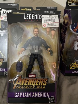 Captain America part of Avengers Infinity War series for Sale in San Leandro, CA