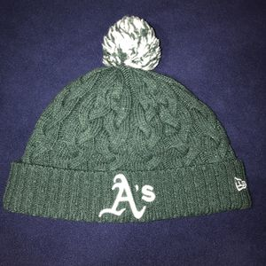 A's Beanie for Sale in Hayward, CA
