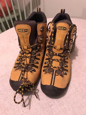 Keen Steel Toe size 11 men's work boot for Sale in Baden, PA